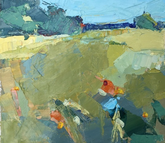 , 'By the Sea,' ca. 2018, Copley Society of Art