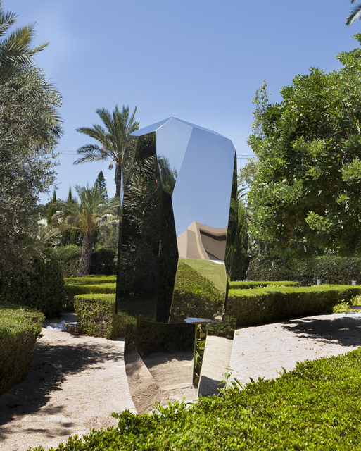 , 'RockShiftGiant,' 2011, Setareh Gallery