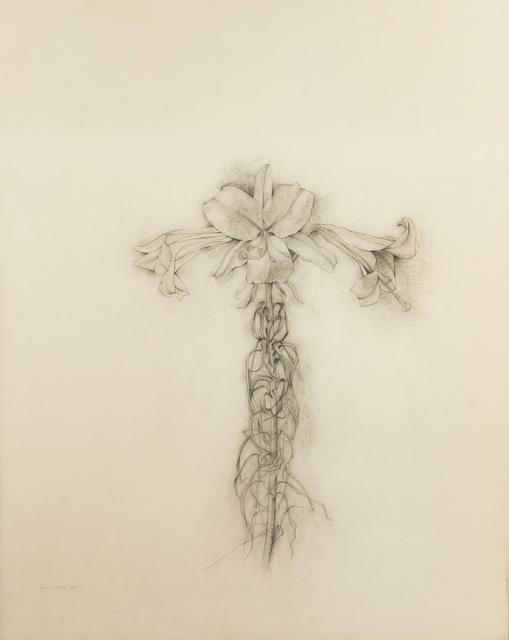 Marie-Anne Poniatowski Krugier, 'Lilly', 1963, John Moran Auctioneers