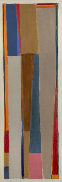 , 'Untitled (#5-67),' 1967, Berry Campbell Gallery