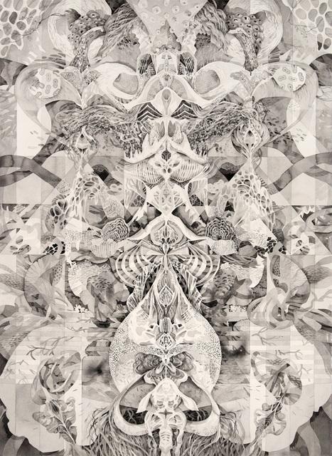 , 'Slow Dazzle 1,' 2016, Pierogi