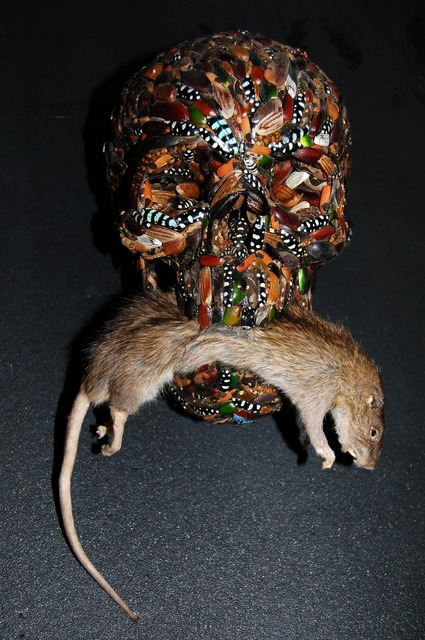 , 'Memento Mori (With Rat),' 2006, Mario Mauroner Contemporary Art Salzburg-Vienna