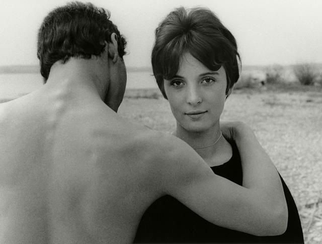 , 'GERMANY. Bavaria. Couple at Lake Ammersee. ,' 1958, Magnum Photos