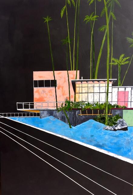 Charlotte Keates, 'By Night', 2017, Arusha Gallery