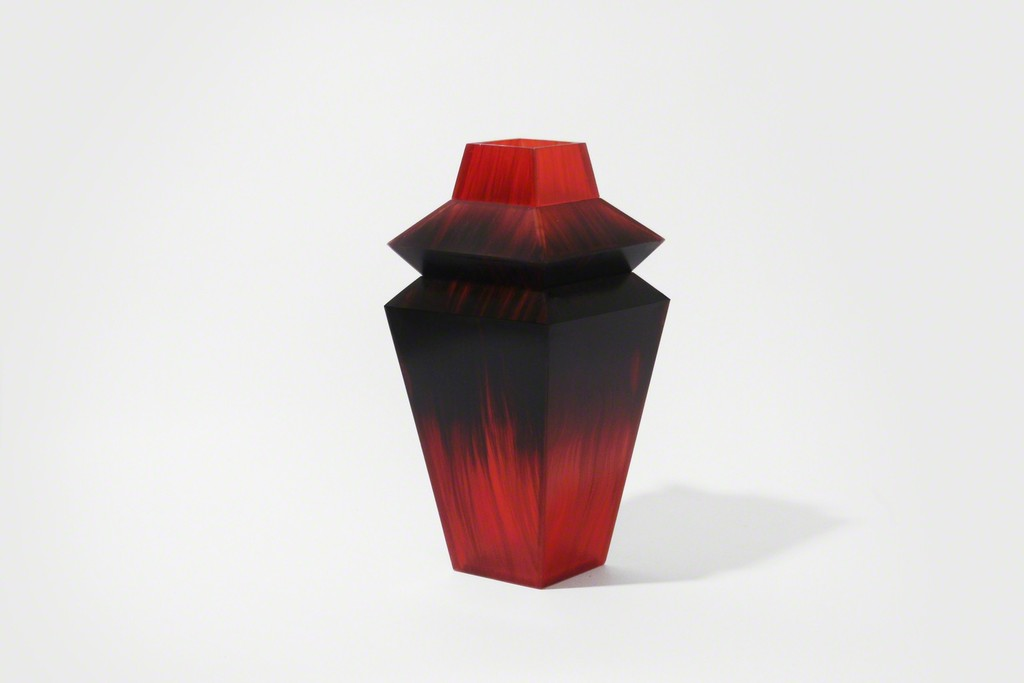 Vase (red)