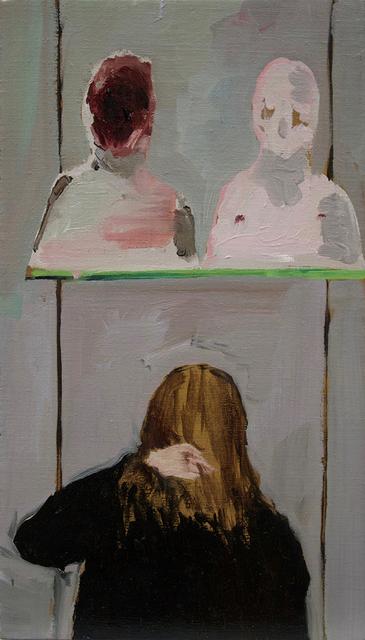 , 'Busto [Bust],' 2018, Casa Triângulo