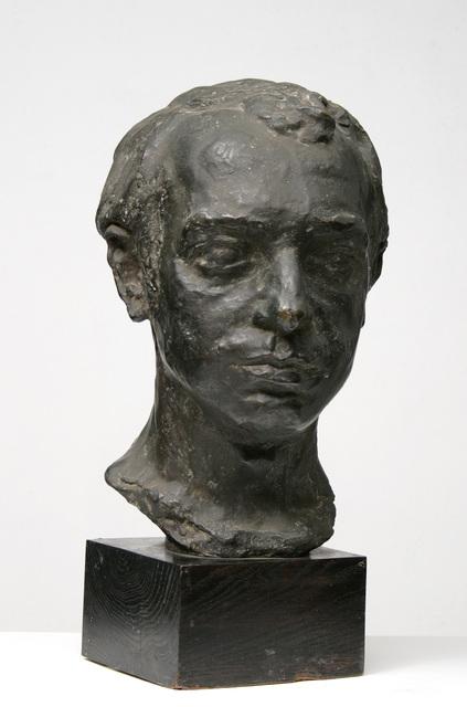 VOJIN BAKIĆ, 'Portrait of Oton Gliha', 1946, Museum of Modern Art Dubrovnik