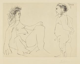 Couple (B. 1207; Ba. 1189)