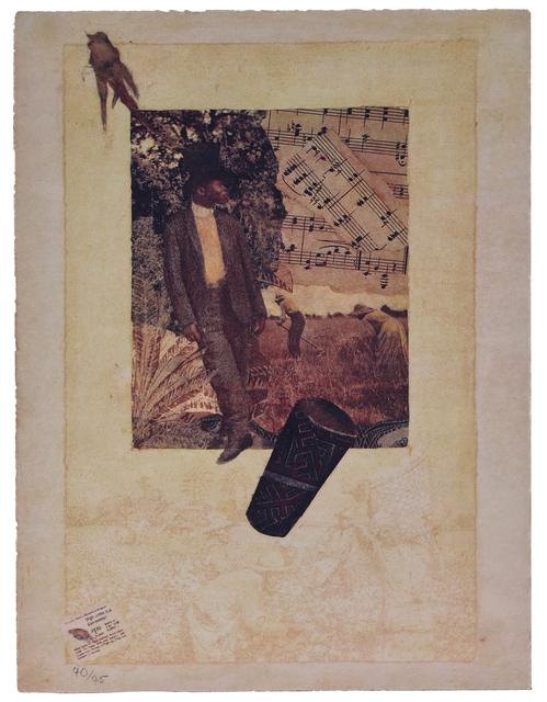 Betye Saar, 'High John de Conquer', 1999, Aaron Galleries