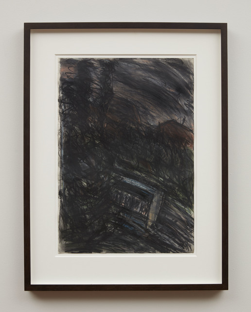 , 'Train by Night No.2,' 1990, Timothy Taylor