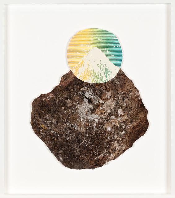 , 'separately/together (resolved #7),' 2019, Fraenkel Gallery
