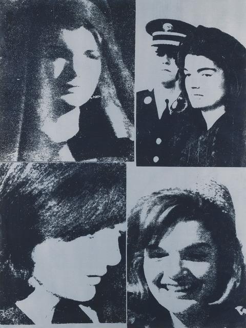 Andy Warhol, 'Jacqueline Kennedy III (Jackie III), from: 11 Pop Artists III', 1966, Christie's