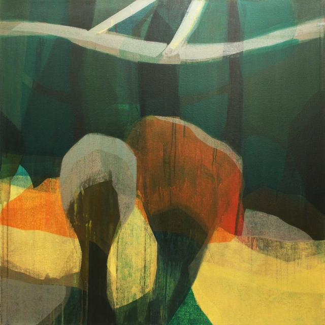 , '(Travelers) Turkey Tails,' 2017, Spalding Nix Fine Art