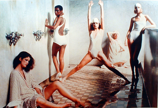 , 'Bath House, New York, VOGUE,' 1975, Staley-Wise Gallery