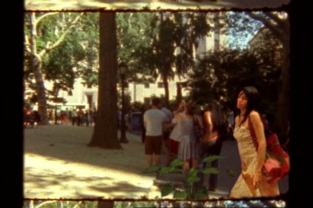 , 'The Line,' 2009, Madison Square Park