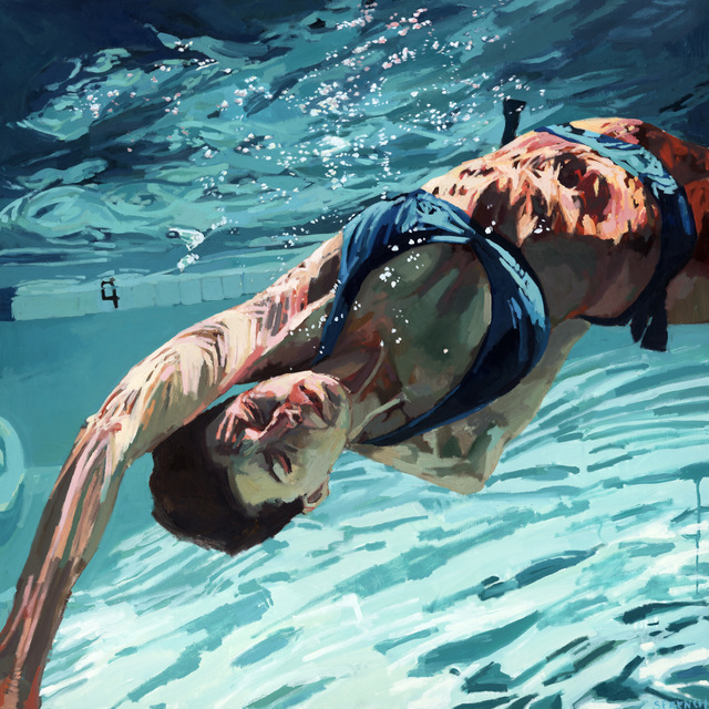 , 'Twist, Let Go,' , Sirona Fine Art