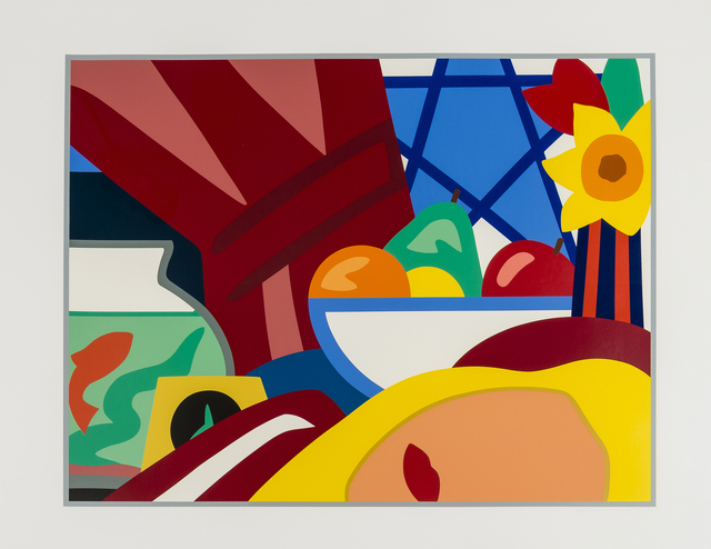 Tom Wesselmann, 'Still Life with Blonde', 1999, Forum Auctions