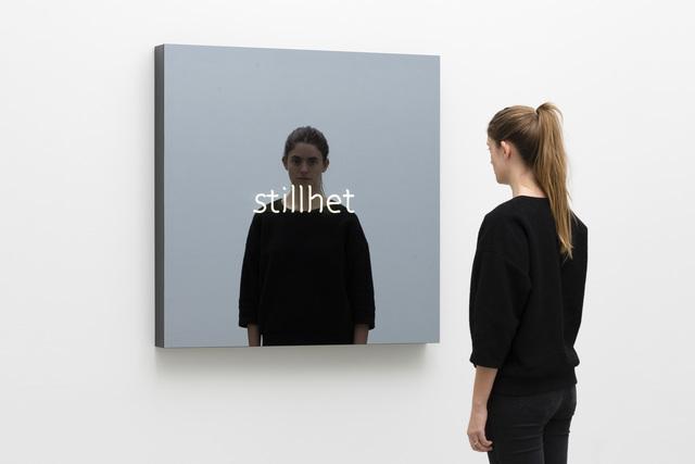 Jeppe Hein, 'Stillhet,' 2014, Galleri Nicolai Wallner