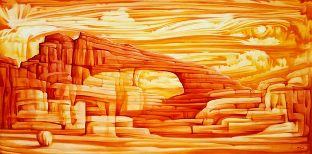 , 'Fire Arch,' , Modernist Frontier