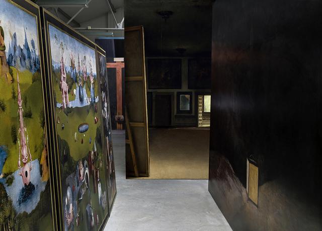 , 'Estidio 2,' 2016, Pilar Serra