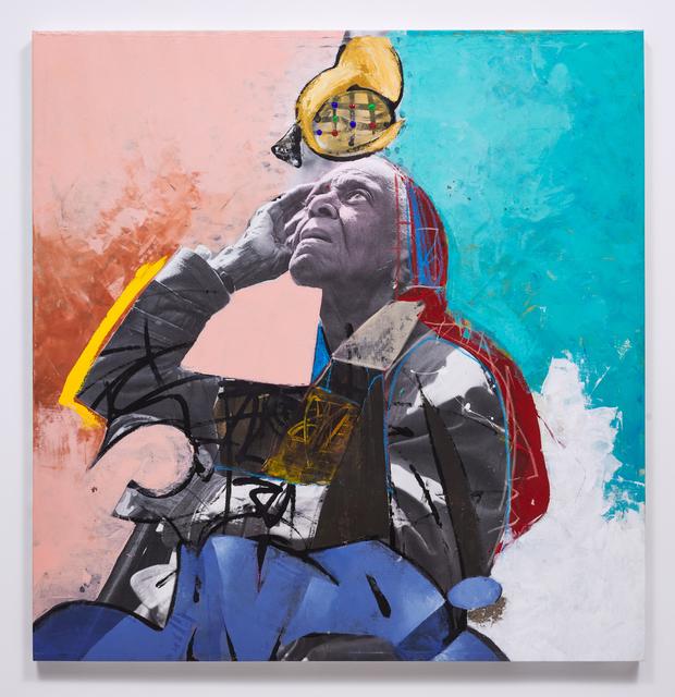 , 'Onwards and Upwards (Collab),' 2016-2019, Brannan Mason Gallery