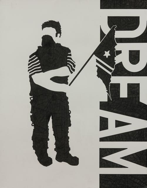 , 'Dream,' 2017, Mirus Gallery