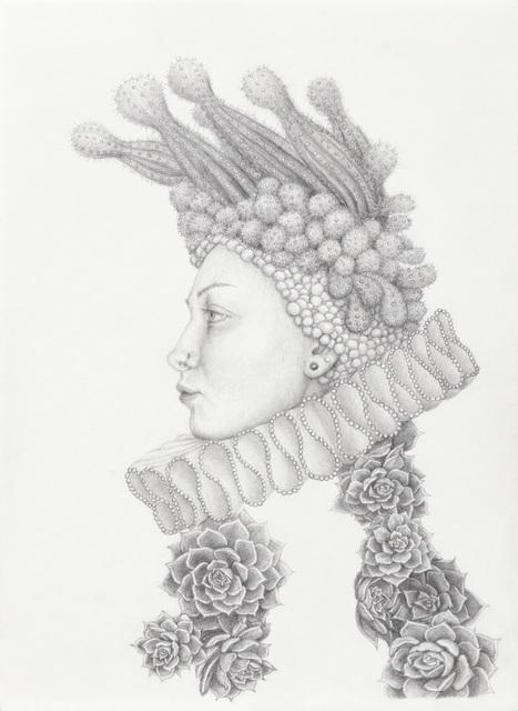 Chikako Okada, 'Infanta Futura ', 2019, Andra Norris Gallery