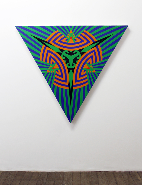 , 'Trivalent,' 2010, Galerie Hervé Bize
