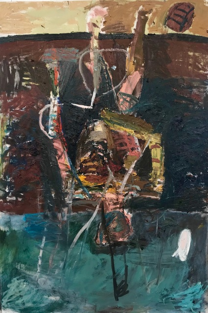, 'The Storm Crosses the Sea to Land,' 2019, Nanda\Hobbs