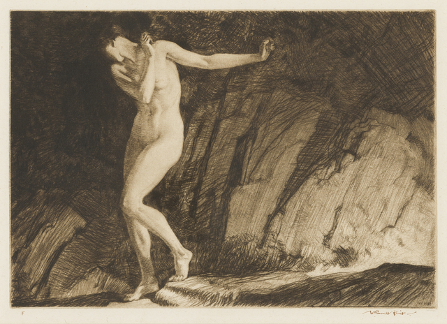 , 'Eve,' 1930, Childs Gallery