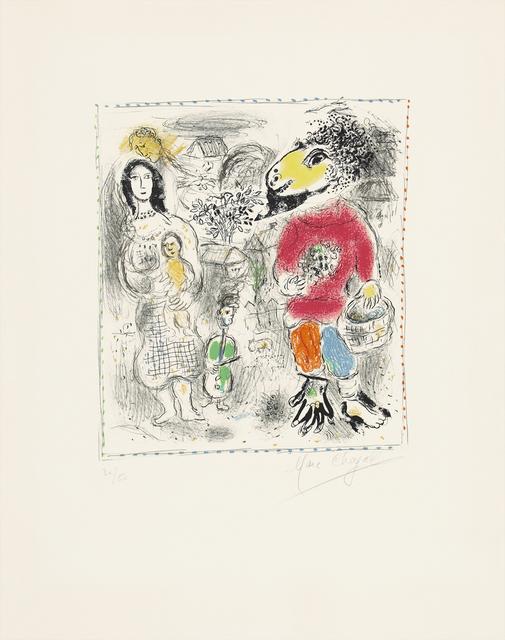 , 'Petits paysans II,' 1968, Galerie Boisseree