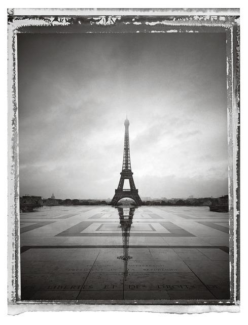 Christopher Thomas, 'Tour Eiffel VI', 2013, Ira Stehmann Fine Art Photography