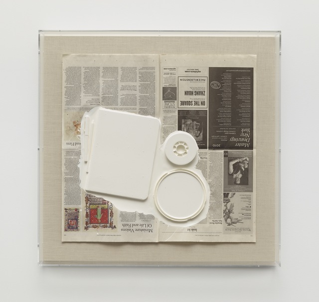 , 'Untitled (White Array),' 2010, Matthew Marks Gallery