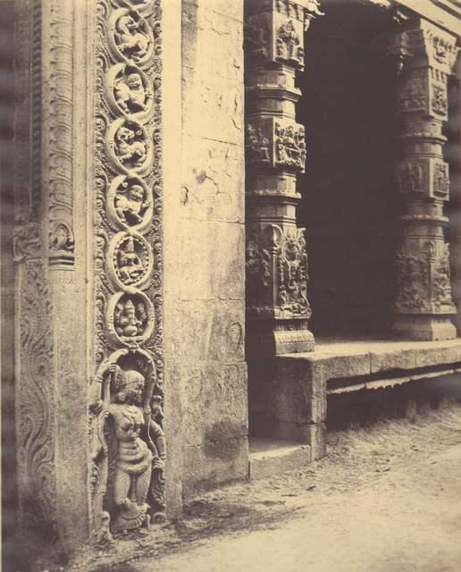 , 'Madura, Portico Roya Gopuram, India,' 1858, Robert Hershkowitz