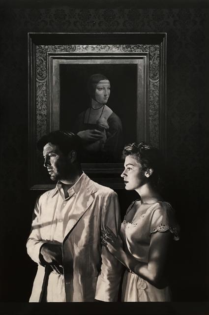 Francisco Uzabeaga, 'Arte y Cine', 2019, Isabel Croxatto Galería