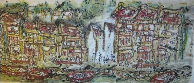 , 'Singapore River Scenes VIII,' , Ode to Art