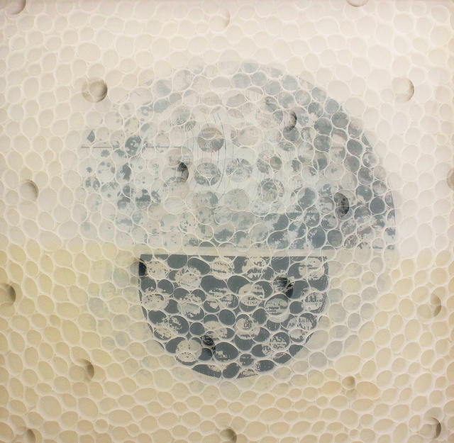 , 'Cambalache #D - Talking Honeycomb,' 2017, Addison/Ripley Fine Art