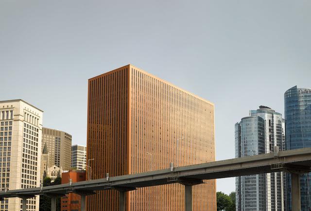 , 'Seoul Square,' 2014, Art Projects International