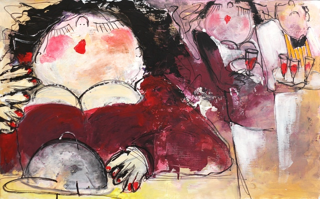 Gerdine Duijsens, 'Cabernet', 2017, Artspace Warehouse