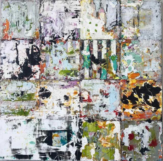 Amy Weil, 'Battle Scars', 2019, 440 Gallery