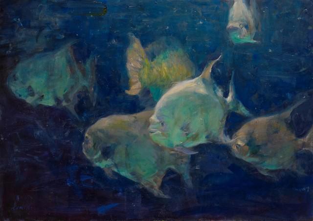 , 'Spadefish,' 2015, Gallery 1261