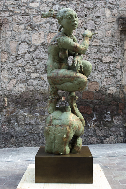 , 'Reflejo I grande,' 2017, Terreno Baldío