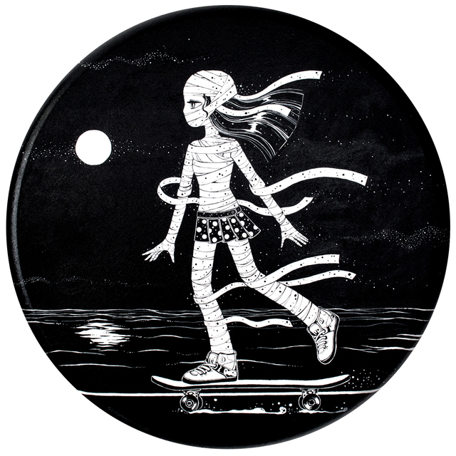 , 'Night Skating ,' , HG Contemporary