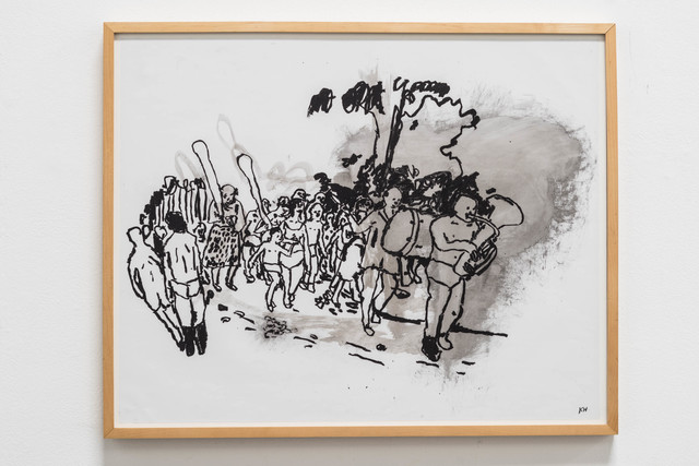 , 'Parade,' 2014, Rosamund Felsen Gallery