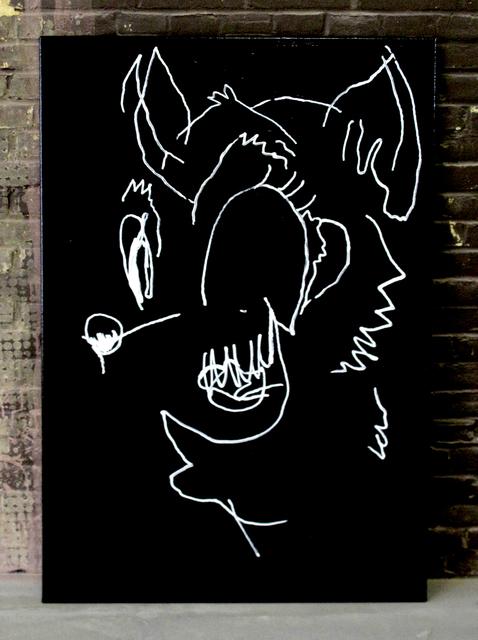 , 'Blind Bambi,' 2015, Galerie Gabriel Rolt