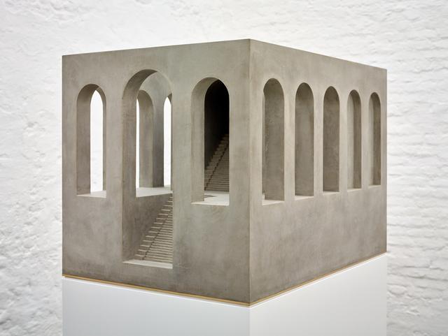 , 'Claustum IV,' 2016, Axel Vervoordt Gallery