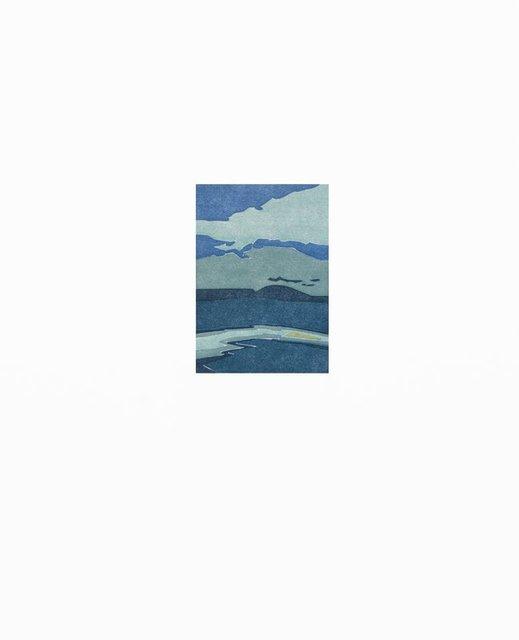 , 'Silo Ridge (hazard),' 2016, Atrium Gallery