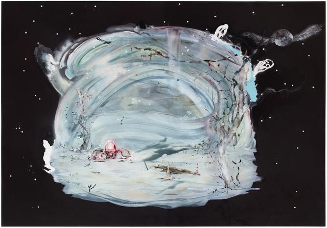 , 'Splendor in the Grass II,' 2016, Galerie Anhava
