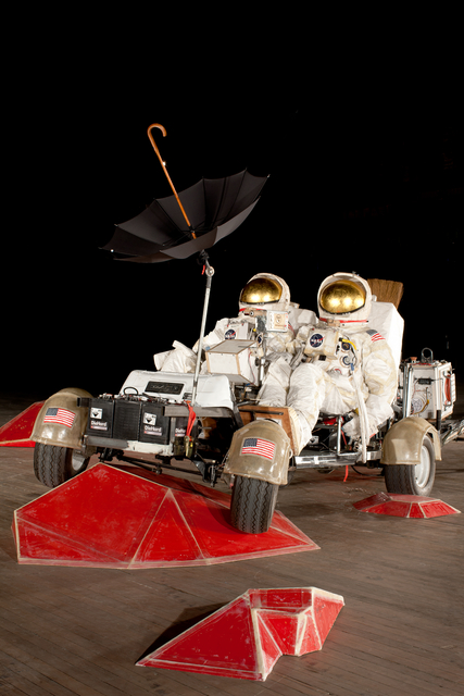 , 'Mars Excursion Roving Vehicle (MERV),' 2010-2012, Tom Sachs Studio