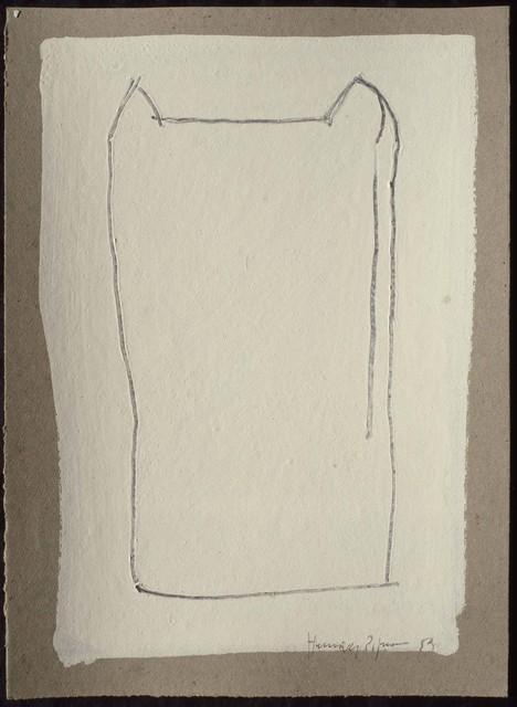 , 'Untitled,' 1989, Rafael Pérez Hernando Arte Contemporáneo